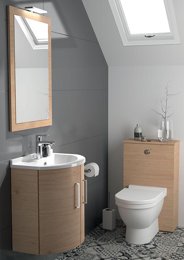 lave-mains-galbé-bois-et-meuble-wc-Ambiance-Bain-avec-bâti-support-geberit