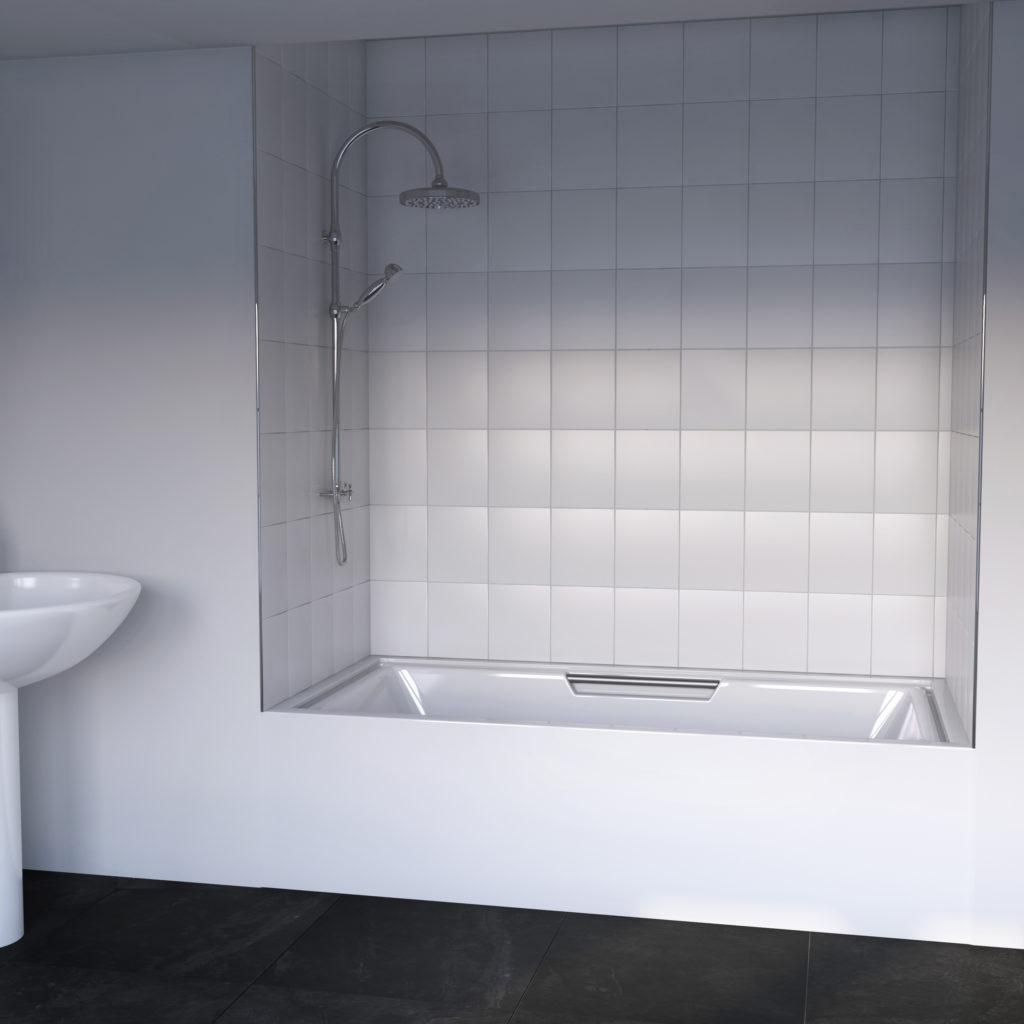 Remplacer la baignoire par une douche, Ambiance Bain