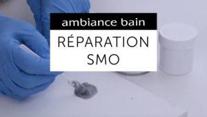 Réparer un receveur SMO Ambiance bain