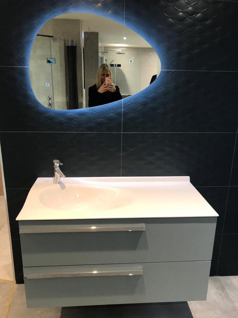 Meuble salle de bains tiroirs Joya Ambiance Bain
