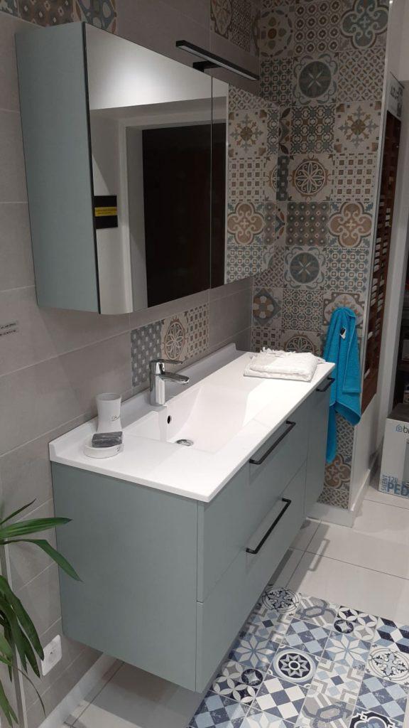 Meuble de salle de bains akido Ambiance Bain