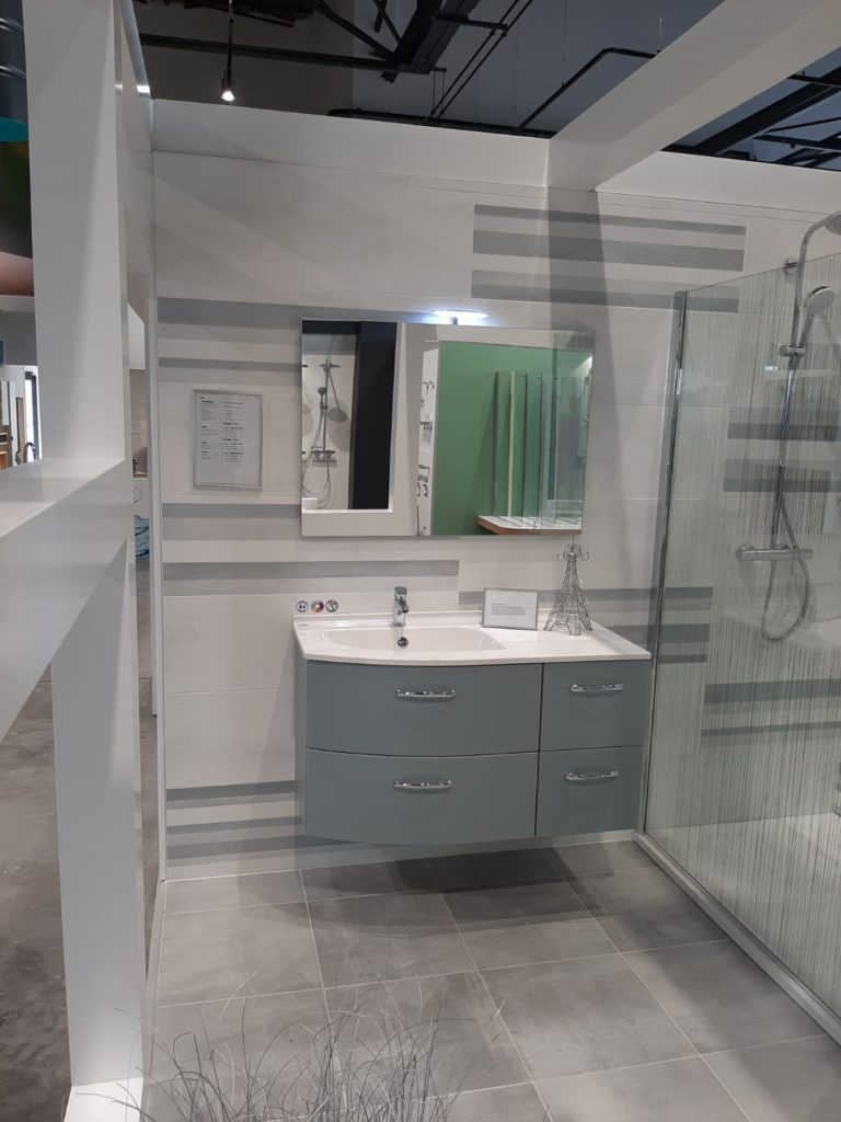 Meuble de salle de bains Elio Ambiance Bain