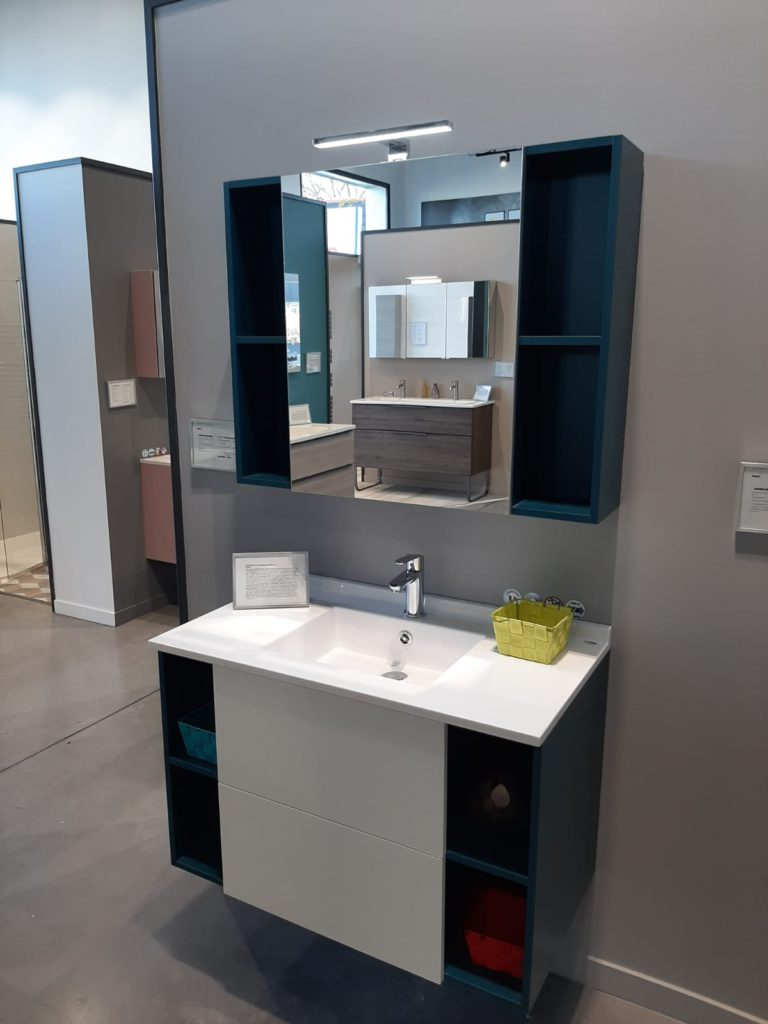 Meuble de salle de bains Open Ambiance Bain