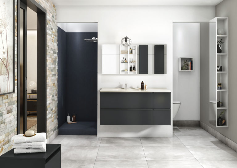 Optimiser l'espace dans la salle de bains