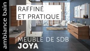 Meuble de salle de bains Joya, Mathilde Bretillot, meuble vasque