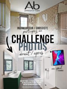 Challenge photos avant/après